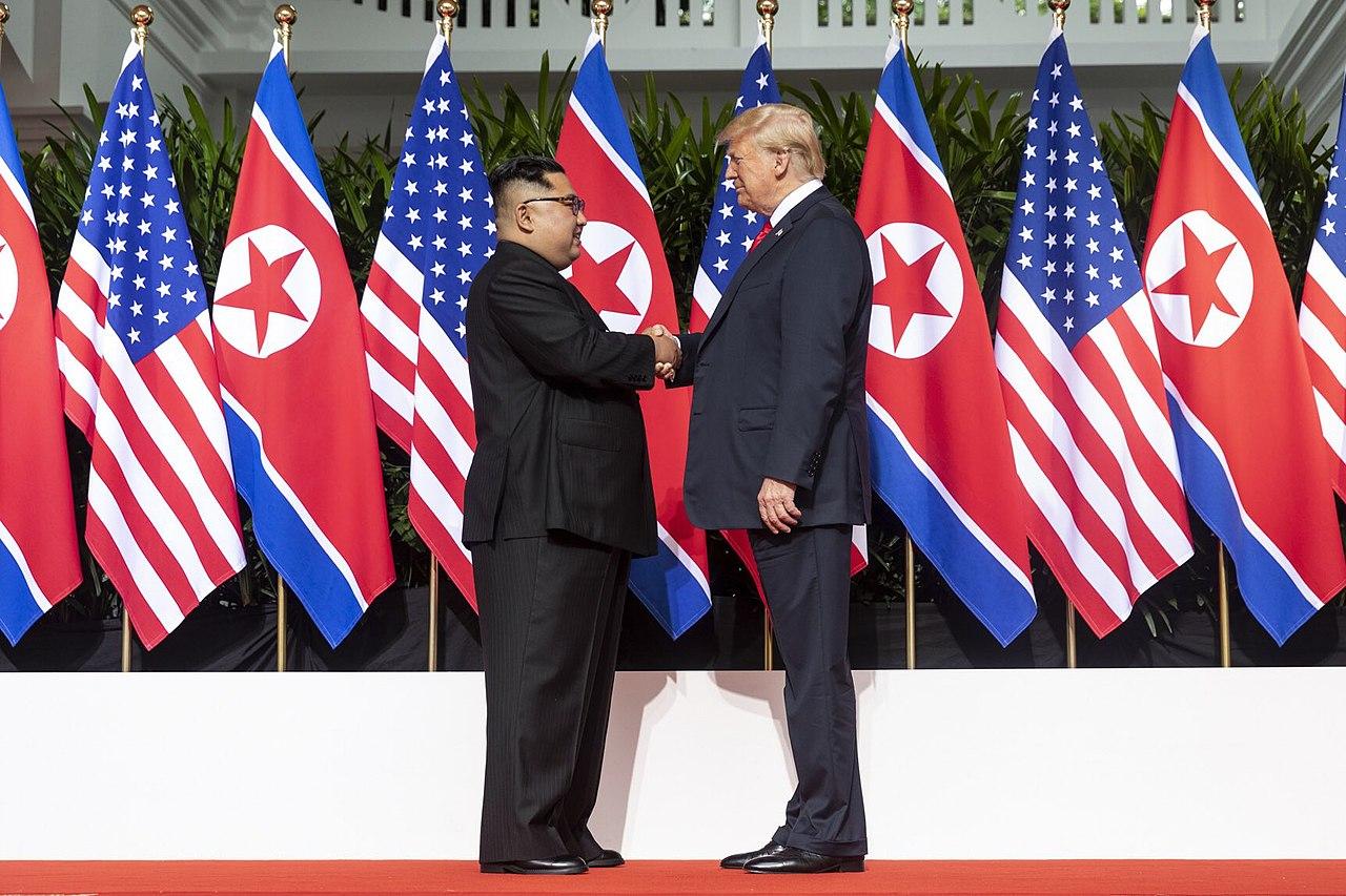 Kim Jong Un refait surface