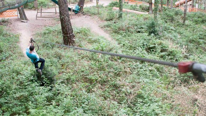 Les parcs Accrobranche autorisés à réouvrir