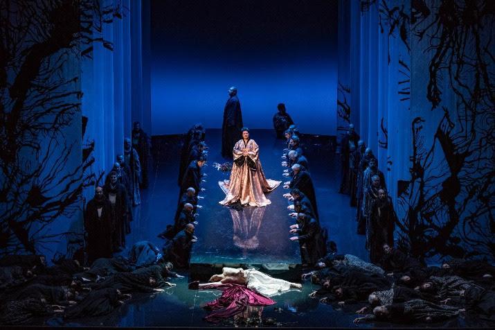 L'opéra Norma de Bellini filmé à Toulouse diffusé à la télévision