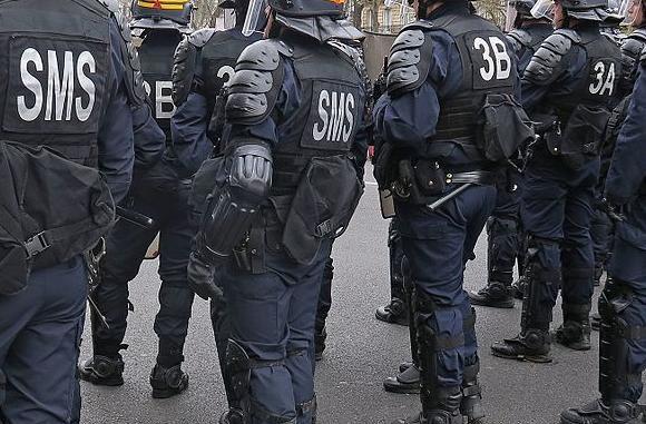 Manifestation interdite à Toulouse 1 interpellation