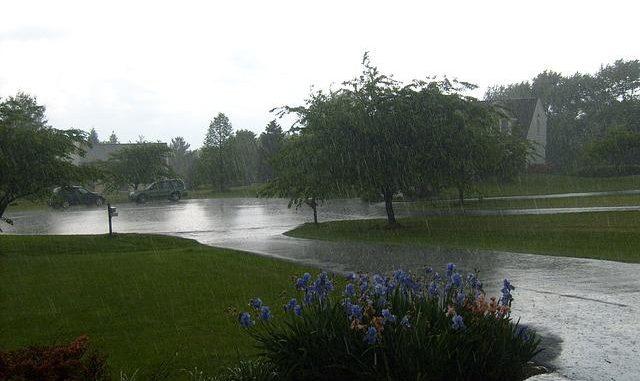 Pluies historiques annoncées sur les Gers et les Hautes Pyrénées