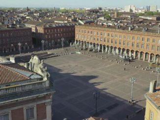 Toulouse vue du ciel, comme vous ne la reverrez jamais