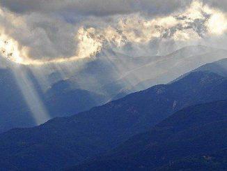 Neige Pyrénées juin 2020