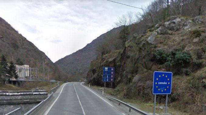 La Frontière entre la France et l'Espagne réouvre le 21 juin