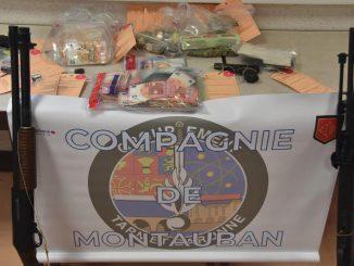 Montauban. ils dirigeaient un trafic de Cocaïne depuis la prison