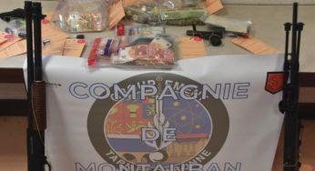 Montauban. ils dirigeaient un vaste trafic de Cocaïne depuis la prison