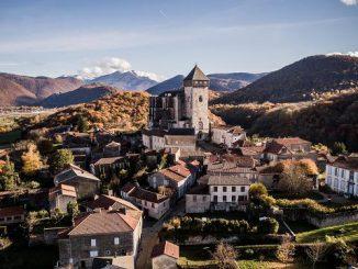 """Saint Bertrand de Comminges """"Le village préféré des Français"""" ?"""