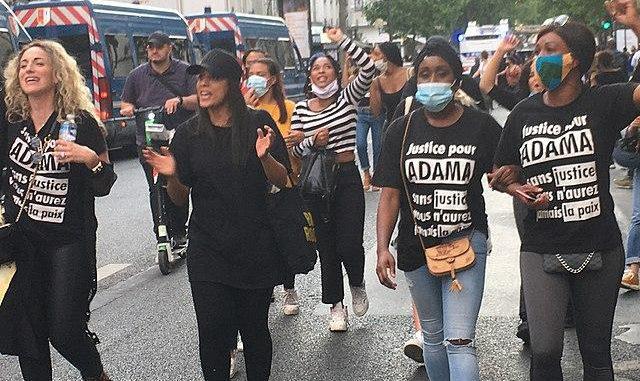 Toulouse. centaines de manifestants pour soutenir Adama Traoré