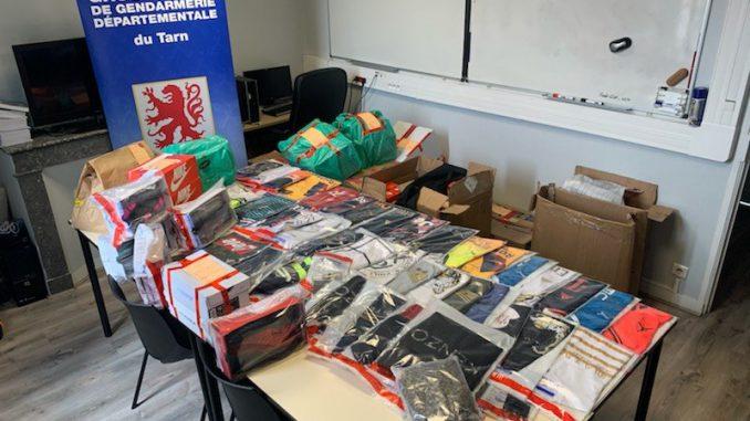 Un trafic de drogue et de contrafaçons démantelé entre Toulouse et Albi
