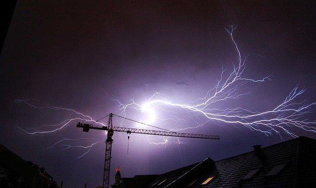 Alerte orages ce mercredi après midi sur Toulouse