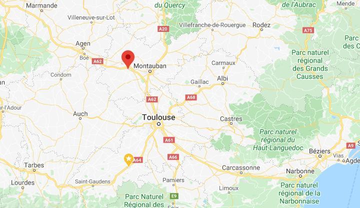 Castelasarrasin - Lafrançaise - Deux enfants meurent dans un accident de la route
