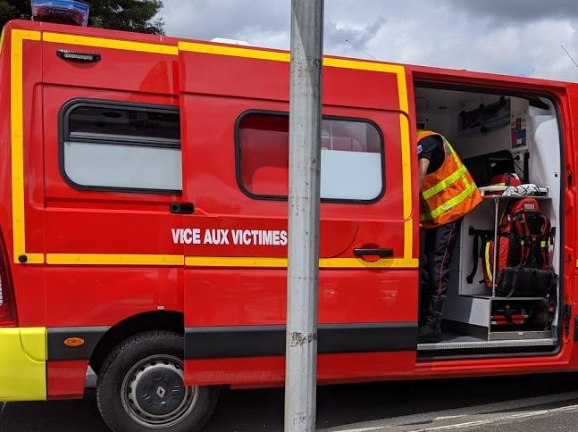 Une jeune femme morte dans un accident de la route Allées de Barcelone à Toulouse