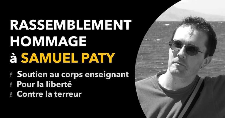 Hommage national à Samuel Paty mercredi à Toulouse