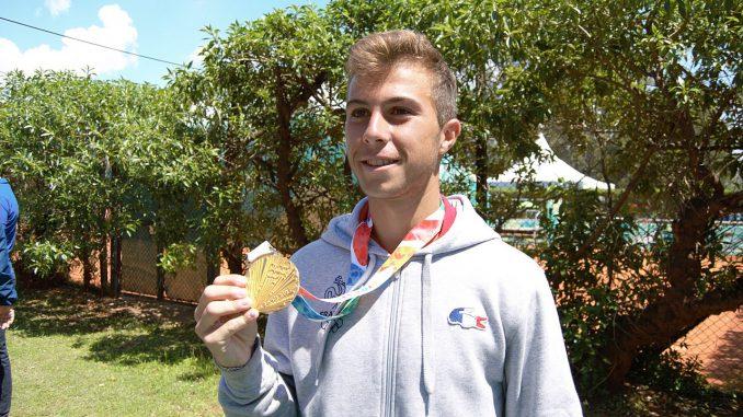 Hugo Gaston ATP Roland Garros 2020