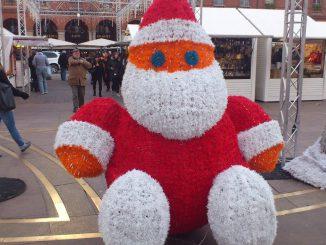 Le marché de Noël est annulé à Toulouse
