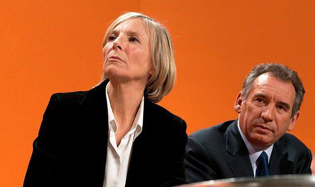 Marielle de Sarnez hommage Macron