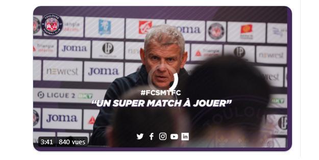 Foot. Toulouse joue à Sochaux pour reprendre la 2e place de Ligue2