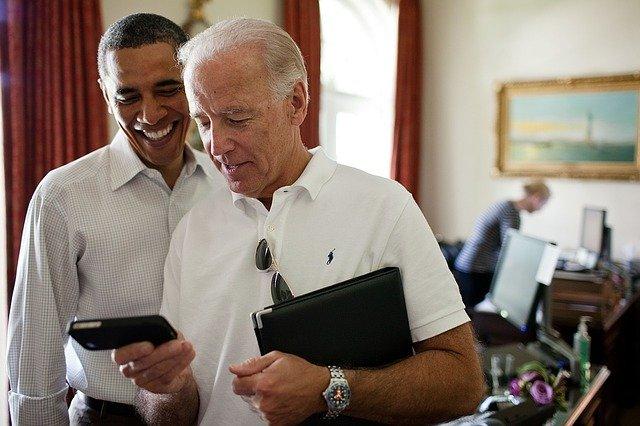Joe Biden 46e président des Etats Unis