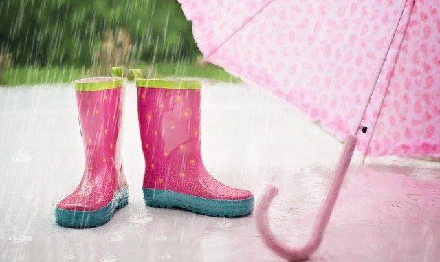 Un week end sous la pluie à Toulouse