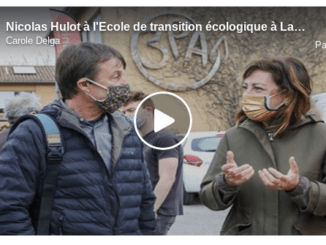 Hulot Delga transition écologique