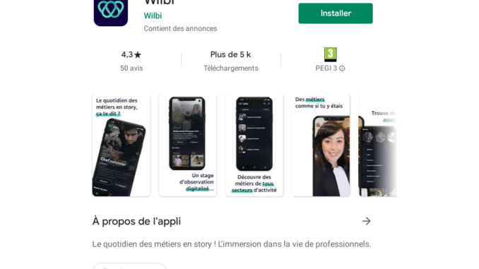 Toulouse Wilbi orientation métiers
