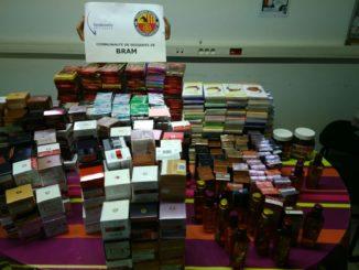 Région - Il vole 262 tablettes de chocolats et 405 paquets de chewing-gum