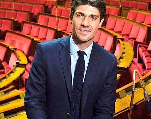 Aurélien Pradié Les Républicains Occitanie