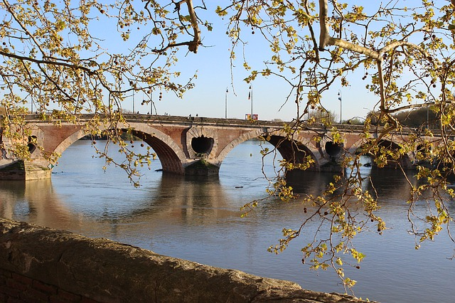 Toulouse, réouverture des berges de la Garonne