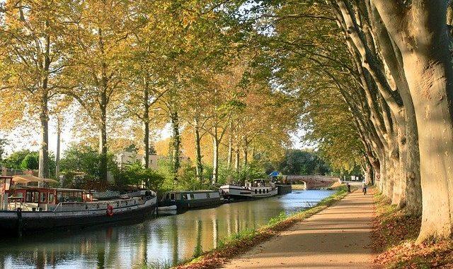 Réouverture de la navigation sur le Canal Latéral à la Garonne