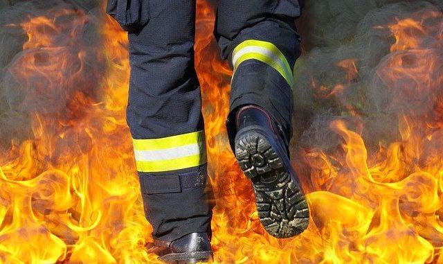 Un sapeur pompier mort dans un incendie