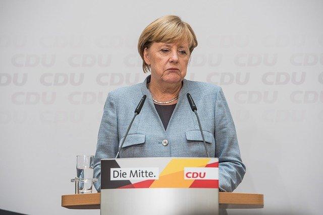 Merkel annonce une Pâques confinée en Allemagne pour cause de Covid19