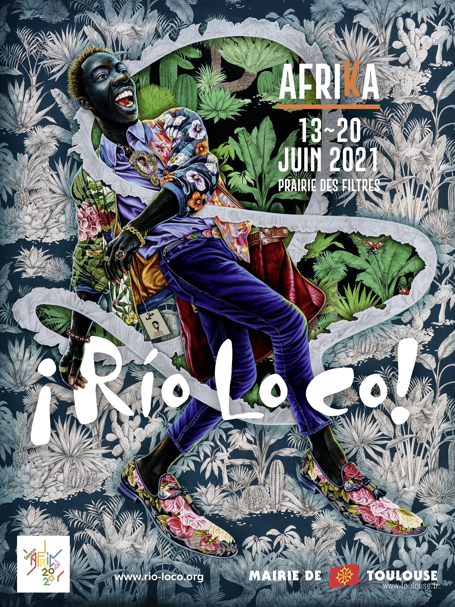 Rio Loco Afrika Toulouse 2021