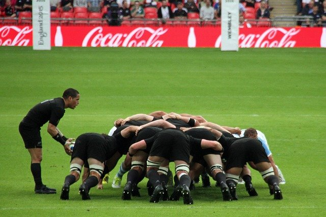 All Blacks Toulouse COupe du monde Rugby
