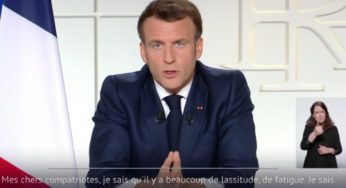 Confinement, Vaccins, ce qu'il faut retenir des annonces de Macron