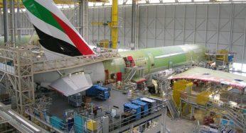Airbus relance son usine d'assemblage A320 à Toulouse
