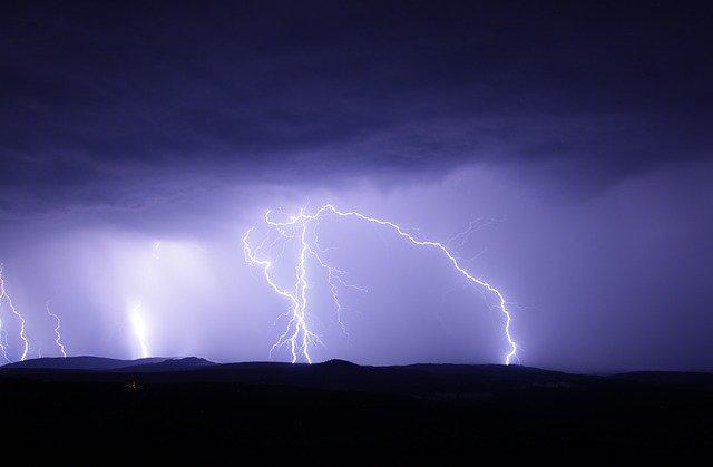 Orages - Le Gers et les Hautes Pyrénées en alerte météo vigilance orange