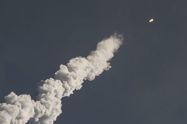La fusée chinoise s'est désintégrée sur l'océan indien