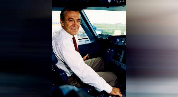 L'émouvant hommage d'Airbus à Bernard Ziegler