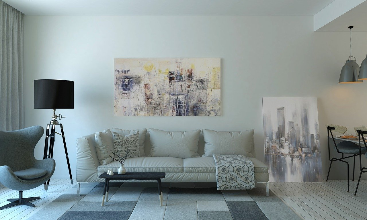 5 idées de déco salon pour votre nouvel appartement