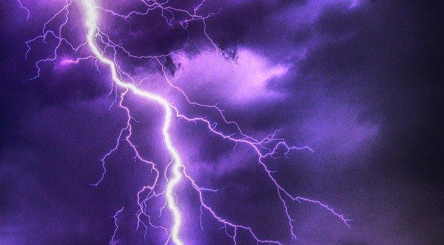 Des orages Mardi soir sur Toulouse