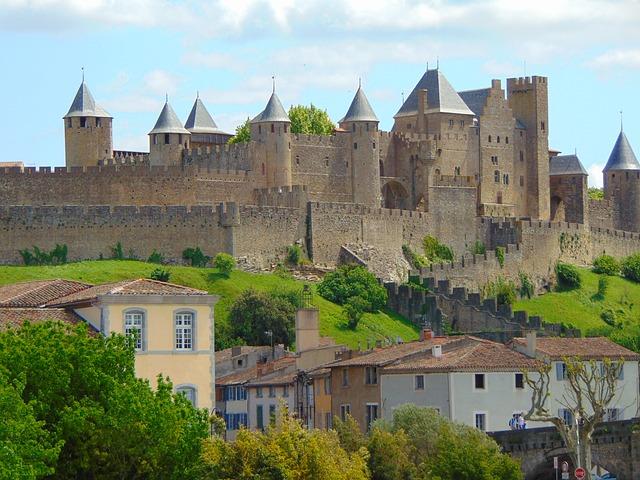 Le Tour de France arrive à Carcassonne