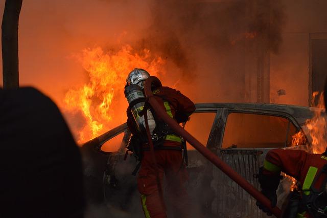 Un incendie se propage aux portes de Perpignan