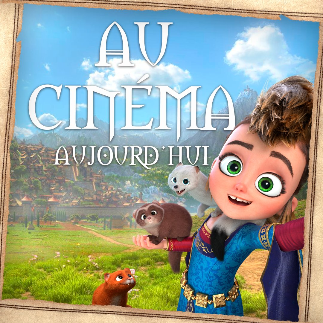 Réalisé à Toulouse, le dessin animé PIL sort aujourd'hui au Cinéma
