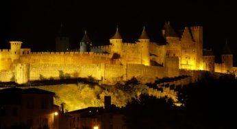 Un tremblement de terre près de Carcassonne